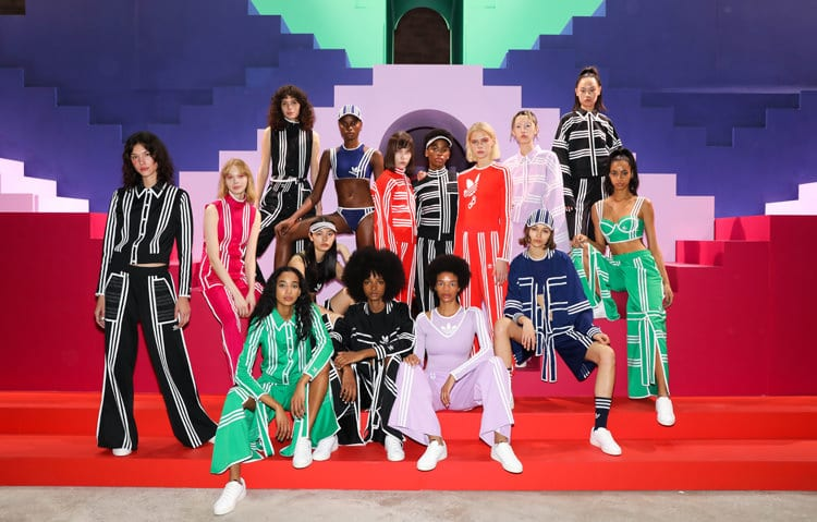 adidas Originals neue Kollektion mit Ji Won Choi