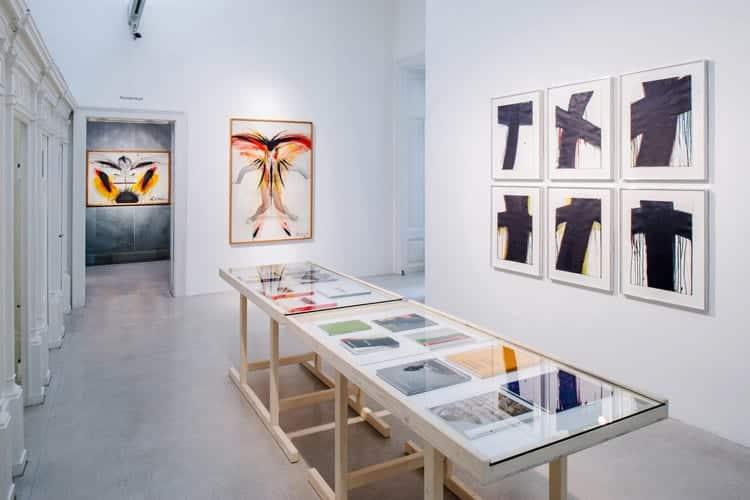 REVUE 1.0 - Museum - Arnulf Rainer