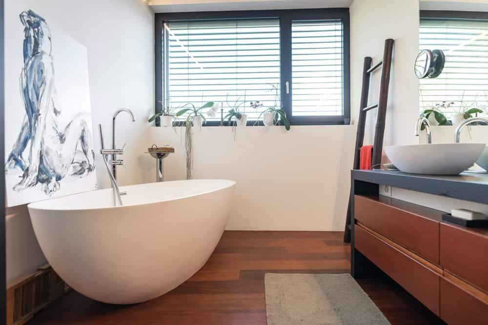 Eine Möglichkeit für ein neues Badezimmer, Foto: AVANTECTURE / Unsplash