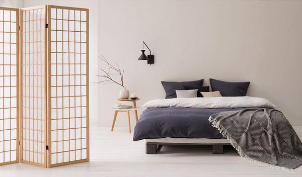 Paravent Paravent Yin und Yang  von Home Design
