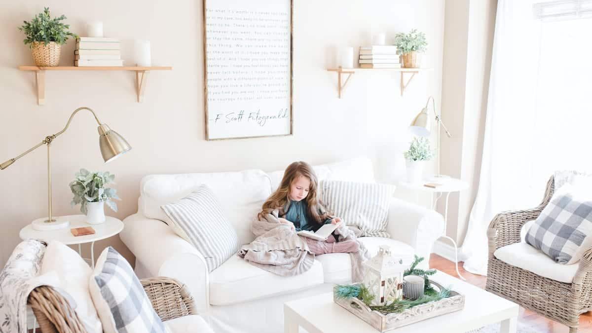 Angesagt: weißes Interior, Foto: Paige Cody / Unsplash