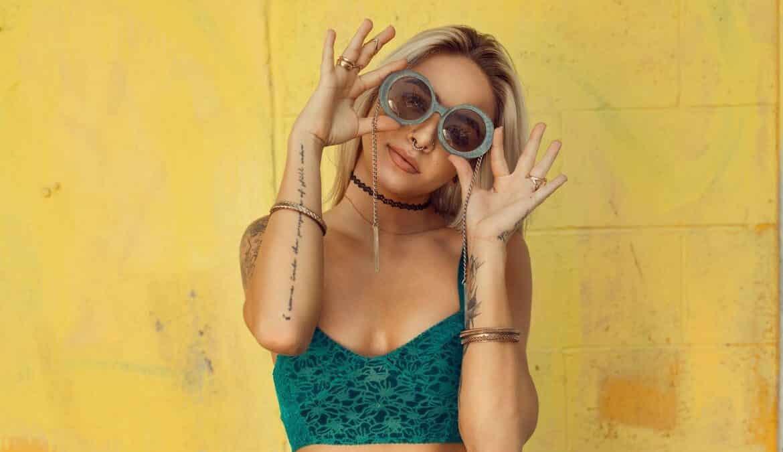 Brillenkette als Trendaccessoire