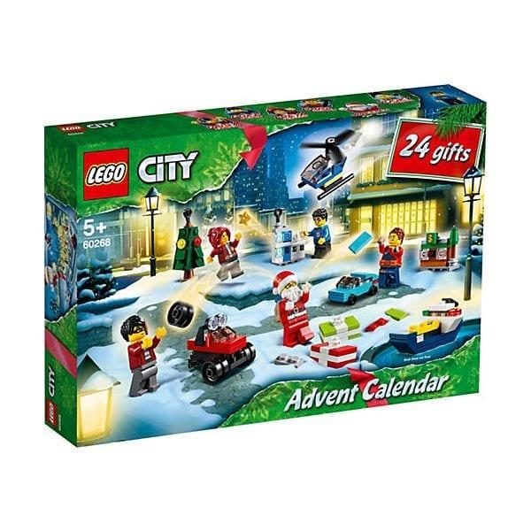 In LEGO City steppt auch zur Weihnachtszeit der Bär, denn die vielen Stadtbewohner stecken allesamt in der Vorbereitungsphase für die schönste Zeit des Jahres.