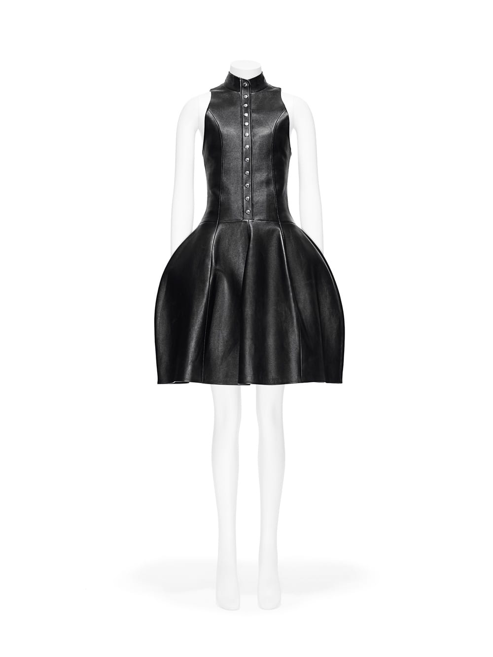 Interruption Dress, Nicolas Ghesquière (French, born 1971) for Louis Vuitton (French, founded 1854), spring/summer 2018; Courtesy Collection Louis Vuitton. Image courtesy of The Metropolitan Museum of Art, Photo © Nicholas Alan Cope