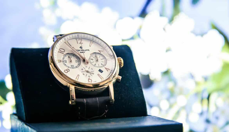 Armbanduhren von Patek Philippe - ob neu oder gebraucht - sind begehrt, Foto: Chris Lutke / Unsplash