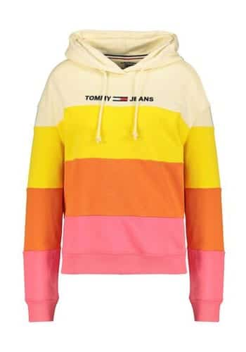 Sweatshirt mit Color-Blocking, Tommy Jeans