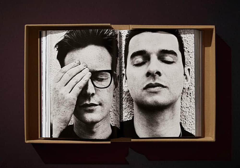 """Auszug aus """"Depeche Mode"""" von Anton Corbijn, Foto: Taschen.com"""