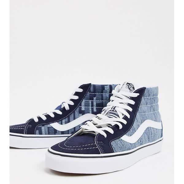 Vans-Sneaker im Denim-Mix