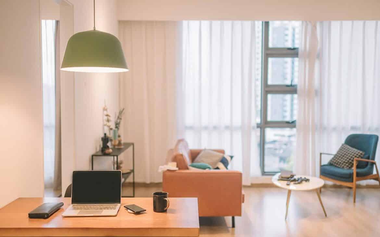 Lichttipps für die Arbeit Zuhause, Foto: Lightcycle Retourlogistik und Service GmbH