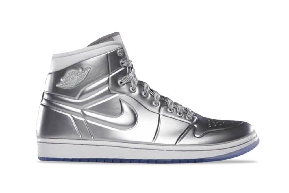 Air Jordan Silver Shoes, Foto: jordan.com