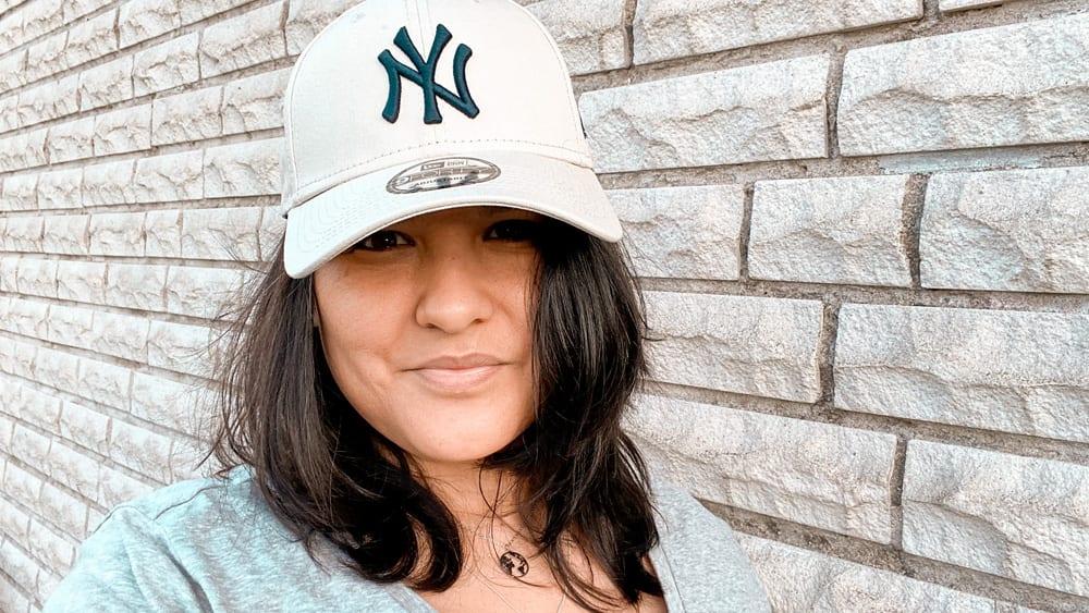 Sticker auf Cap: ja oder nein?, Foto: Daniela Hinz