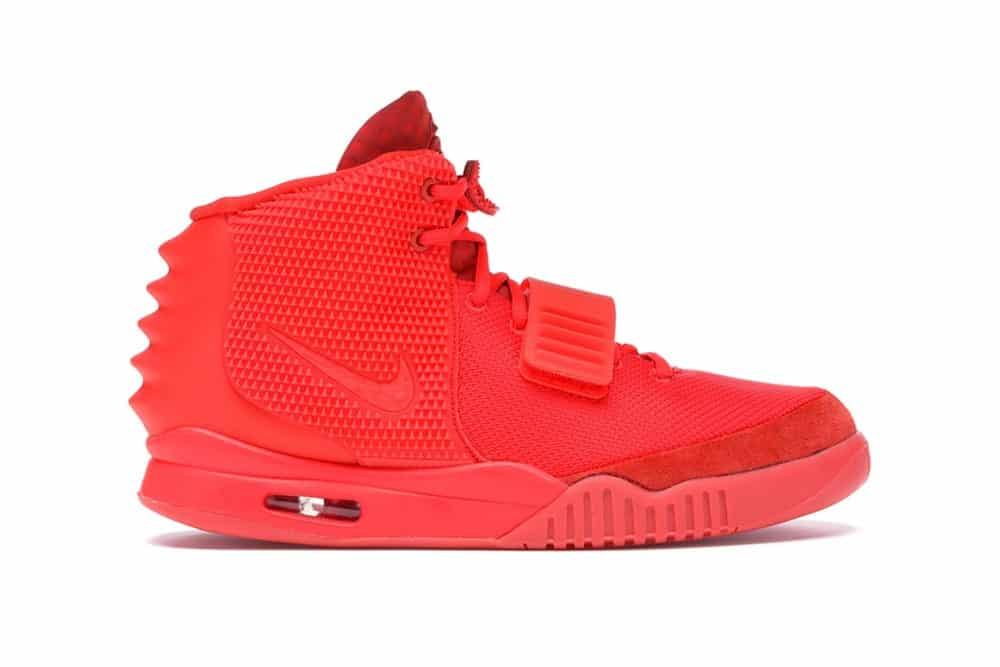 Nike Yeezy 2 Red October, Foto: Nike