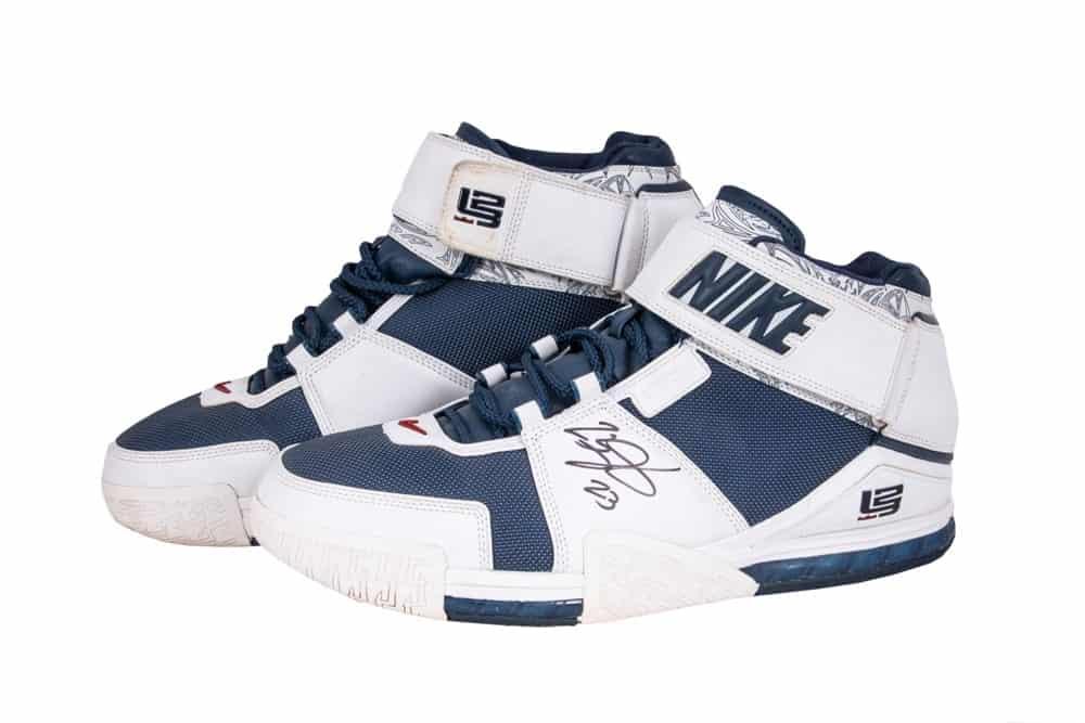 Nike Zoom LeBron II, Foto: Sotheby's