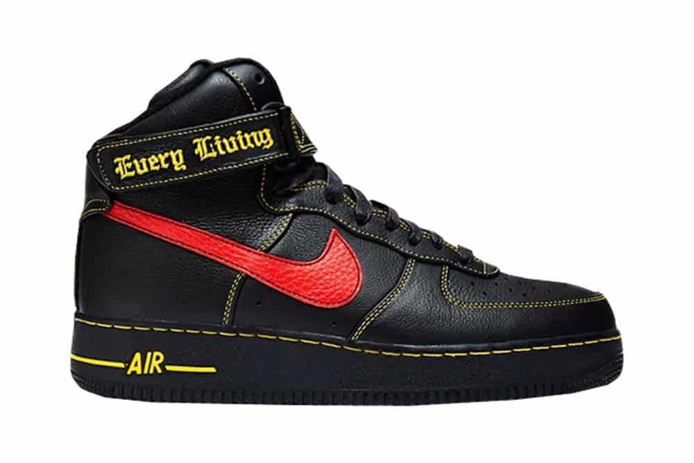 Vlone x Nike Air Force 1 High, Foto: Vlone