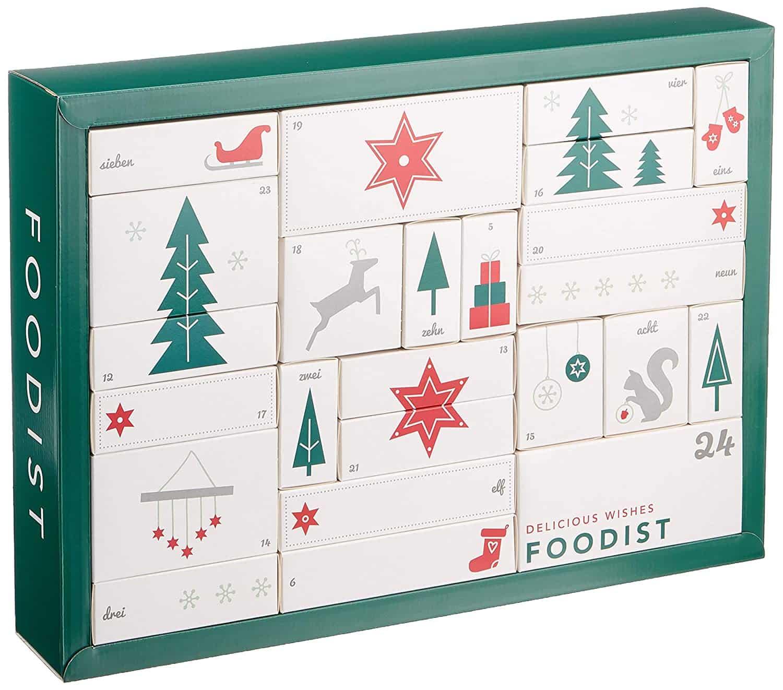 Adventskalender von Foodist