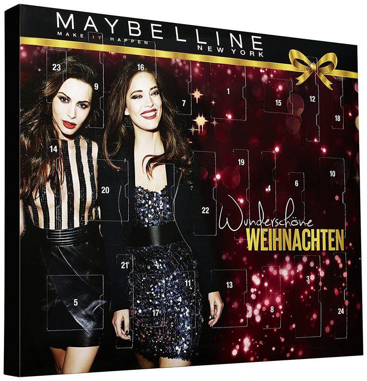 Maybelline - Make-Up-Adventskalender