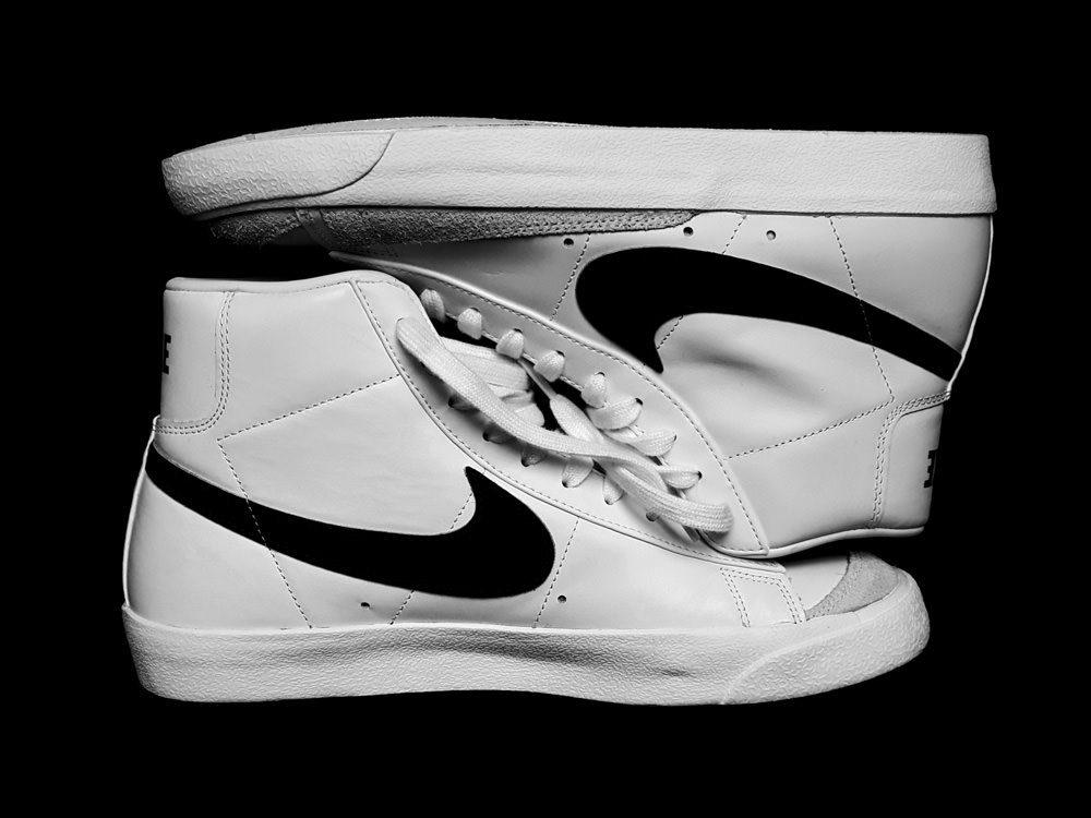 Sneaker aus Leder, Foto: Chirayu Trivedi / Unsplash