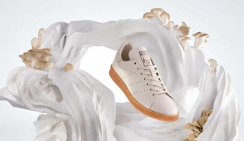 Aus nachhaltigem Mylo: der neue Stan Smith Mylo, Foto: adidas.com