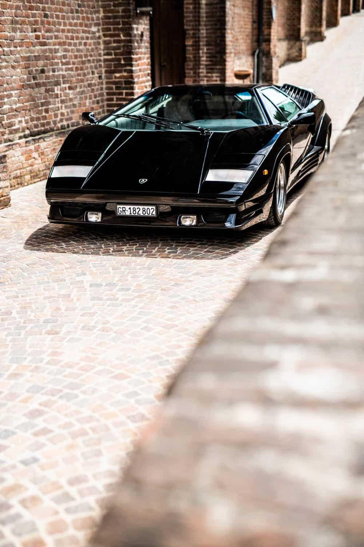 Der Lamborghini Countach 25 Anniversario, Foto: Lamborghini