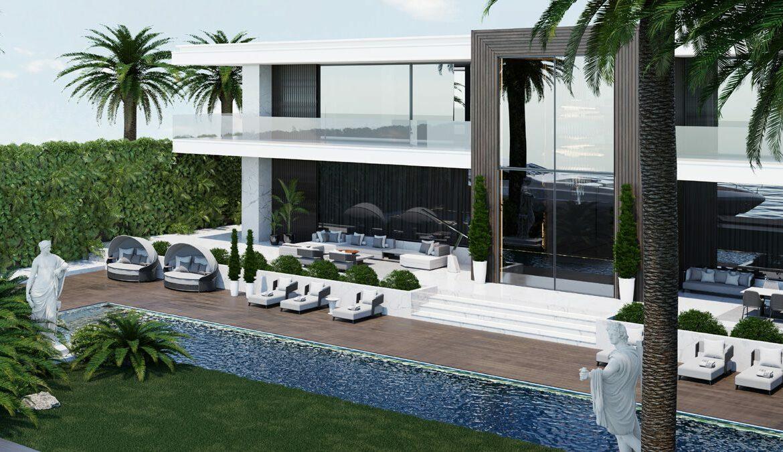 Diese Villa wurde vom LUXXU-Team neu eingerichtet, Foto: LUXXU